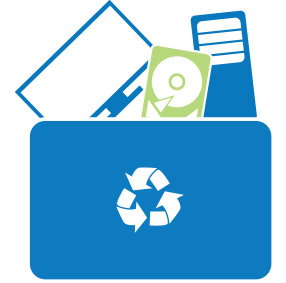 Electronics Recycling, Enhanced Data Destruction and ITAD - Revolution