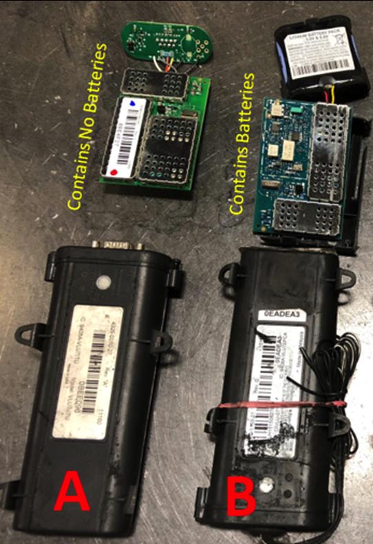 Battery comparison