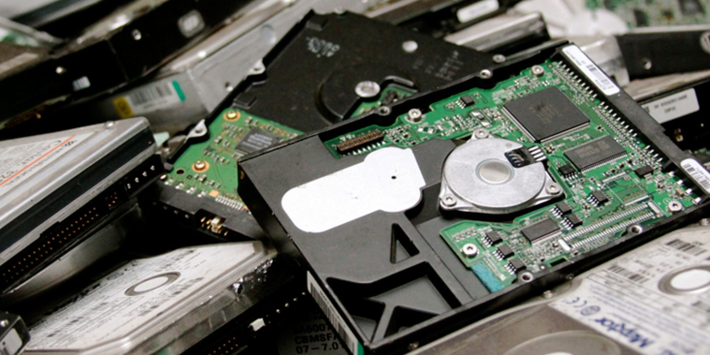 hard drive recycle