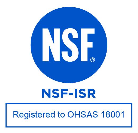 NSF-ISR ISO-18001